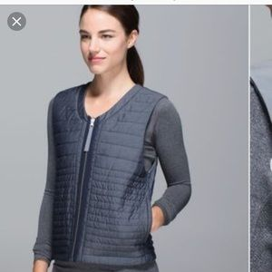 Light and bright Lululemon vest